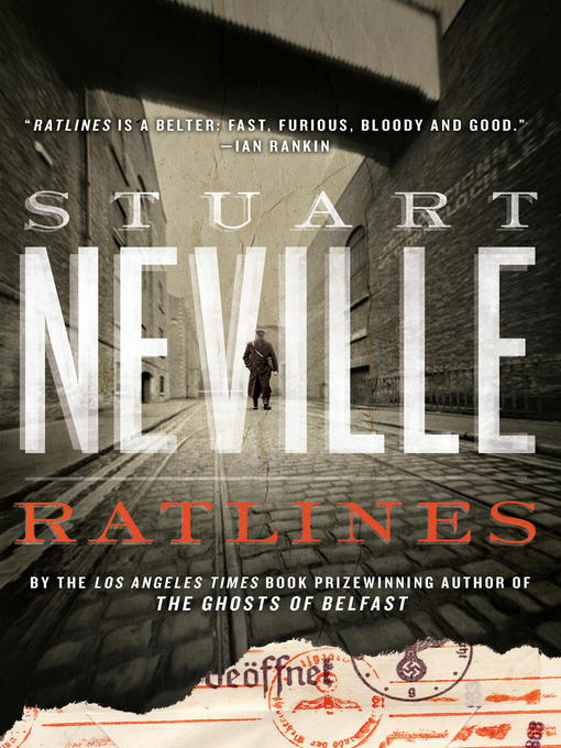 Title details for Ratlines by Stuart Neville - Available