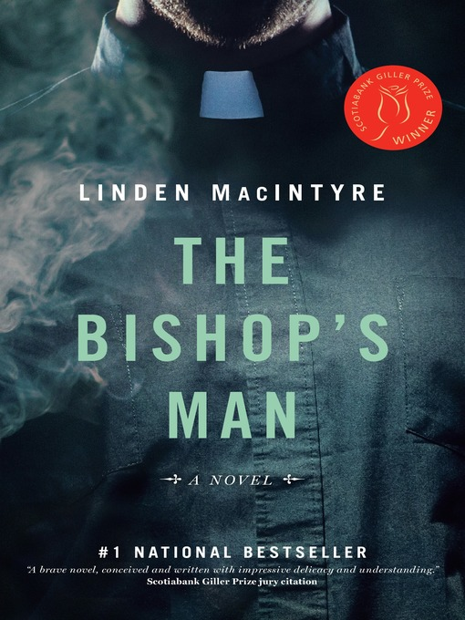 Cover of The Bishop's Man