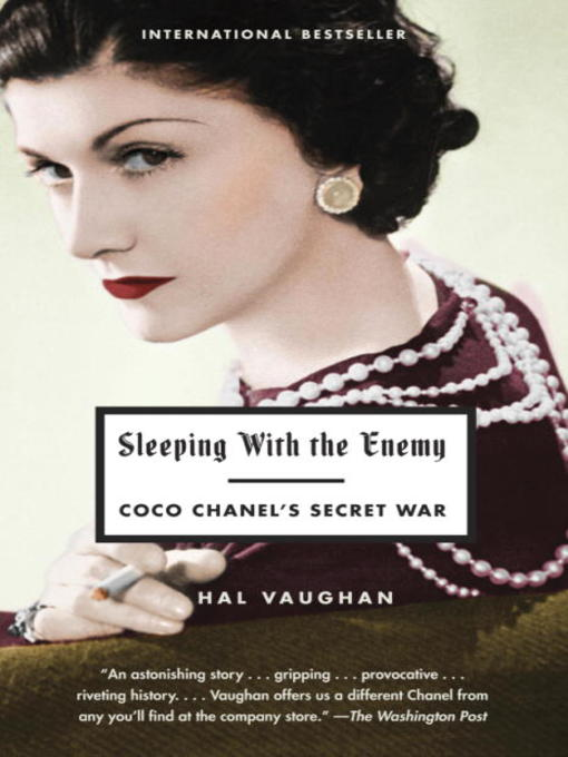 Title details for Sleeping with the Enemy by Hal Vaughan - Available
