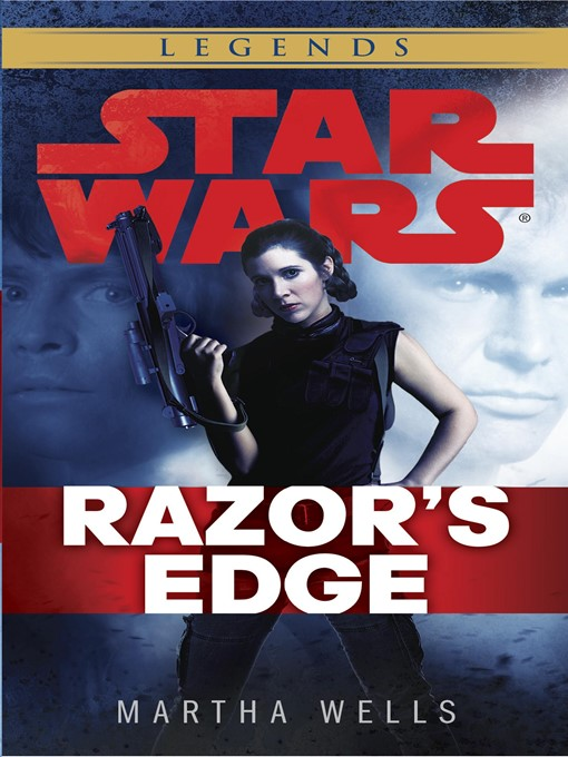 Title details for Razor's Edge by Martha Wells - Available