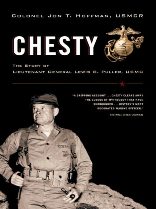 Cover of Chesty