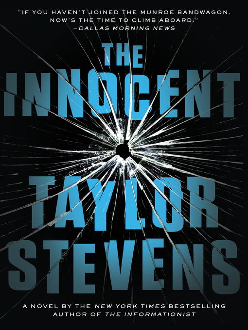 Title details for The Innocent by Taylor Stevens - Available