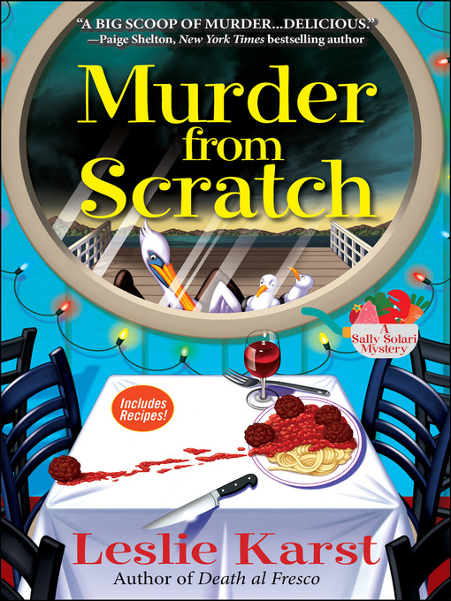 Title details for Murder from Scratch by Leslie Karst - Available