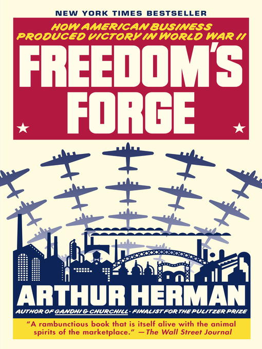 Cover of Freedom's Forge