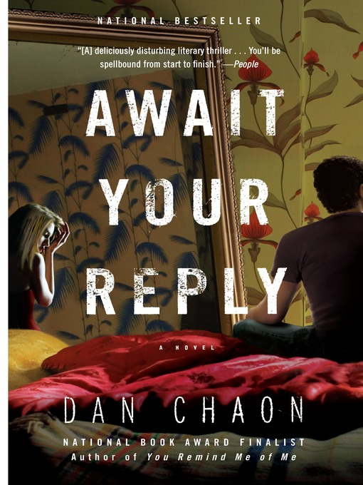 Title details for Await Your Reply by Dan Chaon - Available