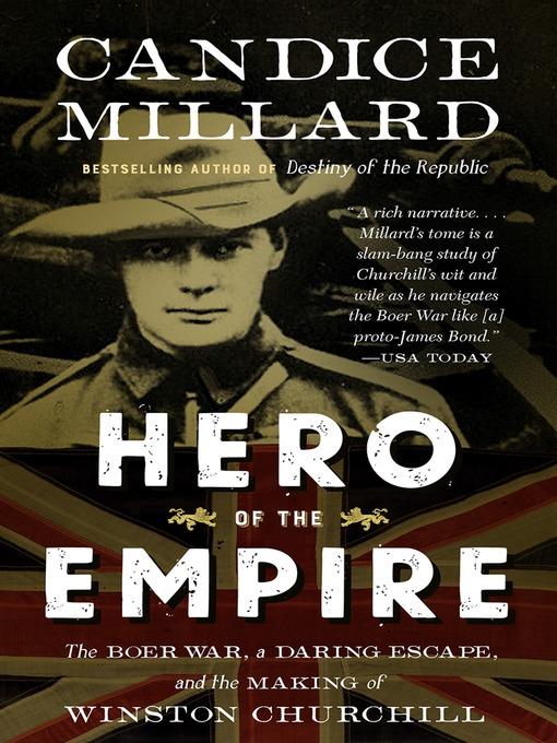 Cover of Hero of the Empire