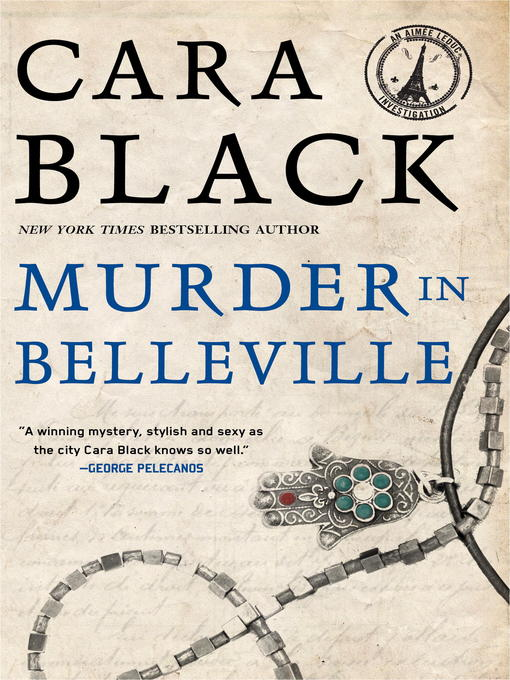 Title details for Murder in Belleville by Cara Black - Available