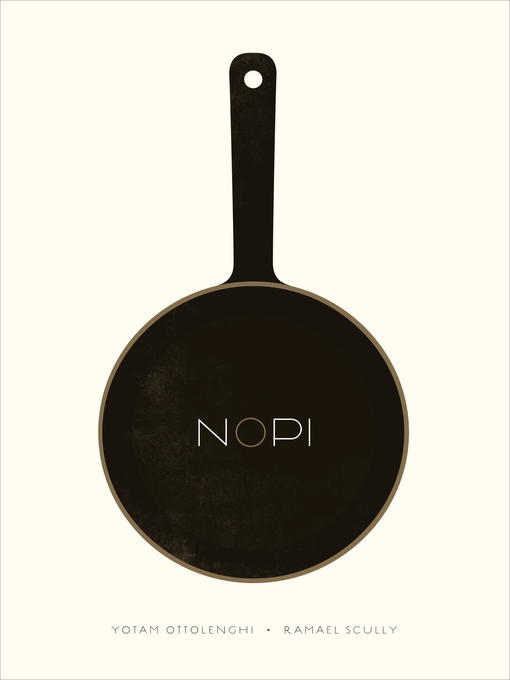 Title details for NOPI by Yotam Ottolenghi - Available