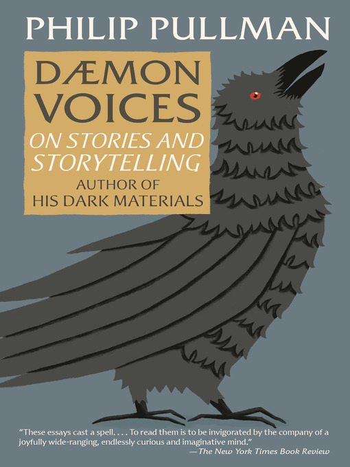 Title details for Daemon Voices by Philip Pullman - Available