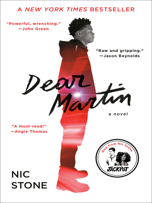 Cover image for book: Dear Martin