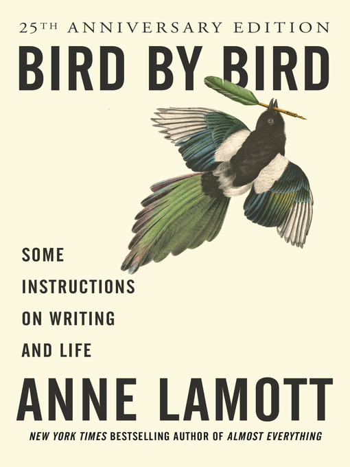 Title details for Bird by Bird by Anne Lamott - Wait list
