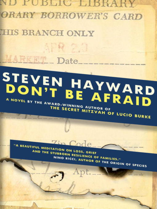 Title details for Don't Be Afraid by Steven Hayward - Available