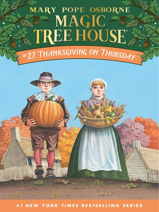 Title details for Thanksgiving on Thursday by Mary Pope Osborne - Wait list
