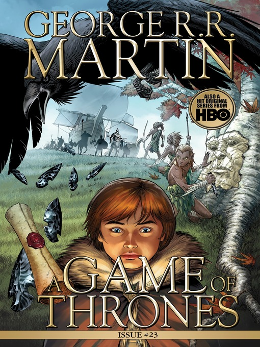 Title details for A Game of Thrones: Comic Book, Issue 23 by George R. R. Martin - Available