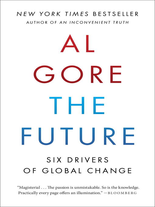 Title details for The Future by Al Gore - Wait list