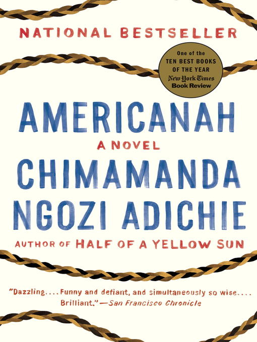 Title details for Americanah by Chimamanda Ngozi Adichie - Wait list