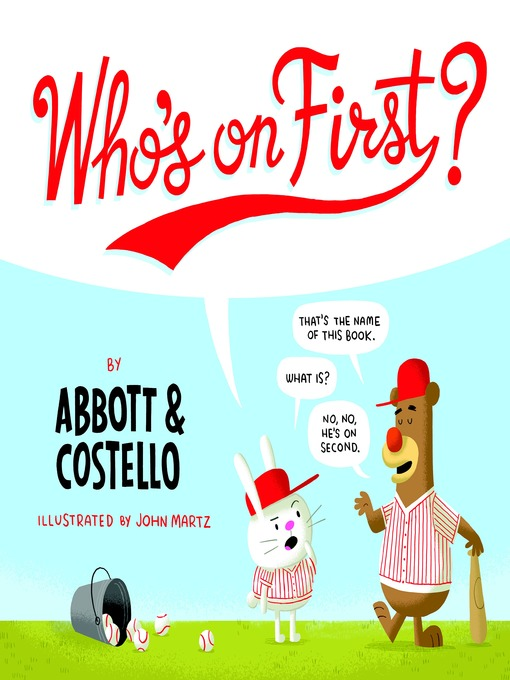 Cover of Who's on First?
