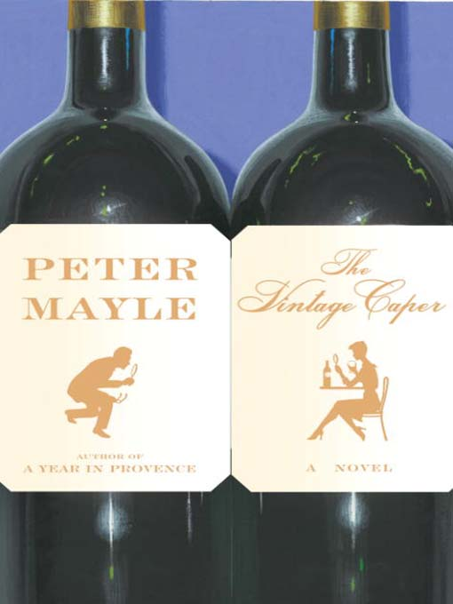 Title details for The Vintage Caper by Peter Mayle - Available