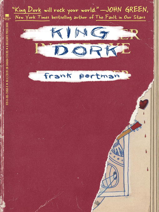 Title details for King Dork by Frank Portman - Wait list
