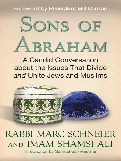 Title details for Sons of Abraham by Rabbi Marc Schneier - Available