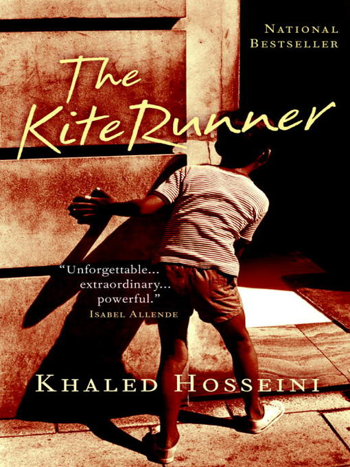 Title details for The Kite Runner by Khaled Hosseini - Wait list