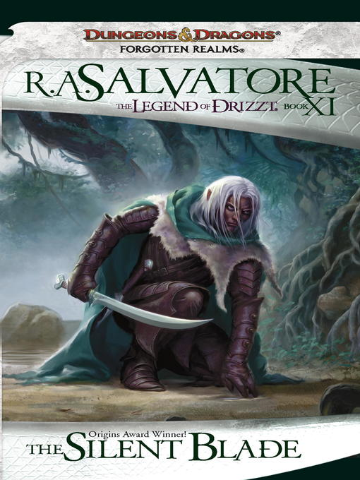 Title details for The Silent Blade by R.A. Salvatore - Available