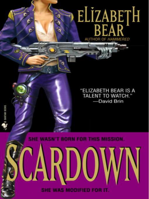 Title details for Scardown by Elizabeth Bear - Wait list