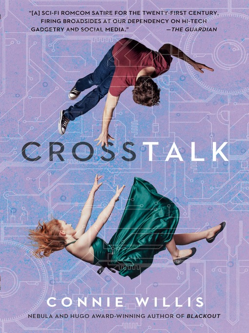 Title details for Crosstalk by Connie Willis - Wait list