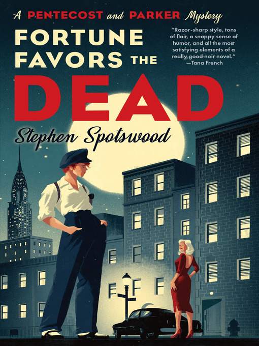 Title details for Fortune Favors the Dead by Stephen Spotswood - Wait list