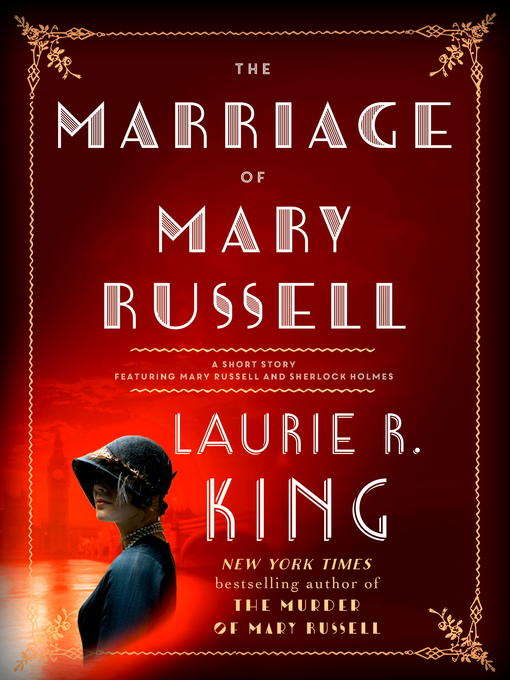 Title details for The Marriage of Mary Russell by Laurie R. King - Wait list