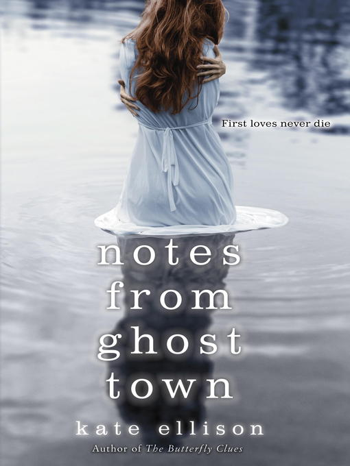Cover of Notes from Ghost Town