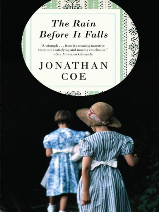 Title details for The Rain Before It Falls by Jonathan Coe - Wait list