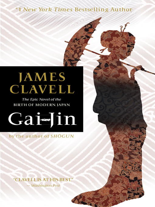 Title details for Gai-Jin by James Clavell - Available