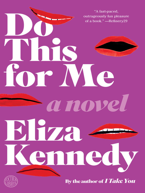 Title details for Do This for Me by Eliza Kennedy - Available