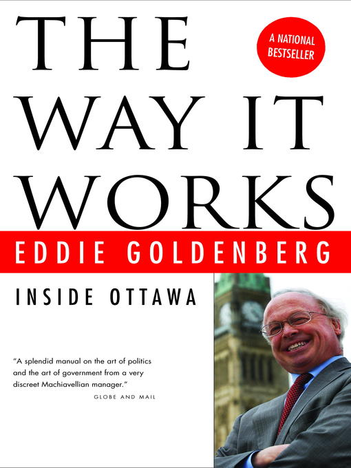 Title details for The Way It Works by Eddie Goldenberg - Available