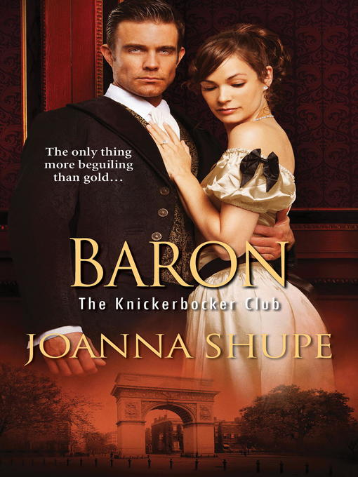 Title details for Baron by Joanna Shupe - Wait list