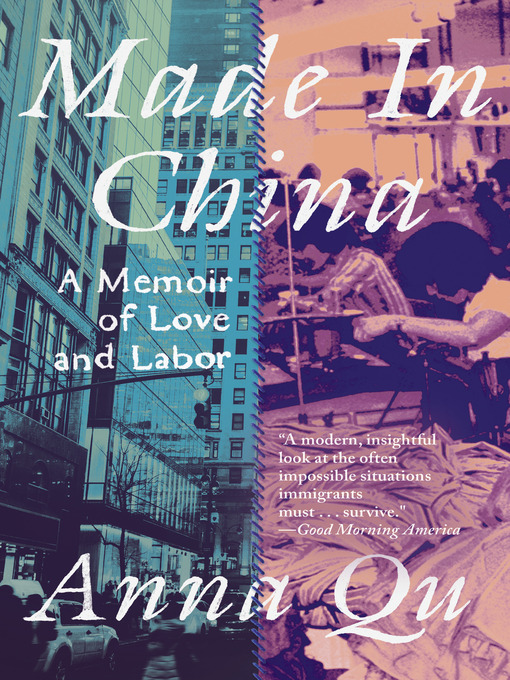 Title details for Made in China by Anna Qu - Available
