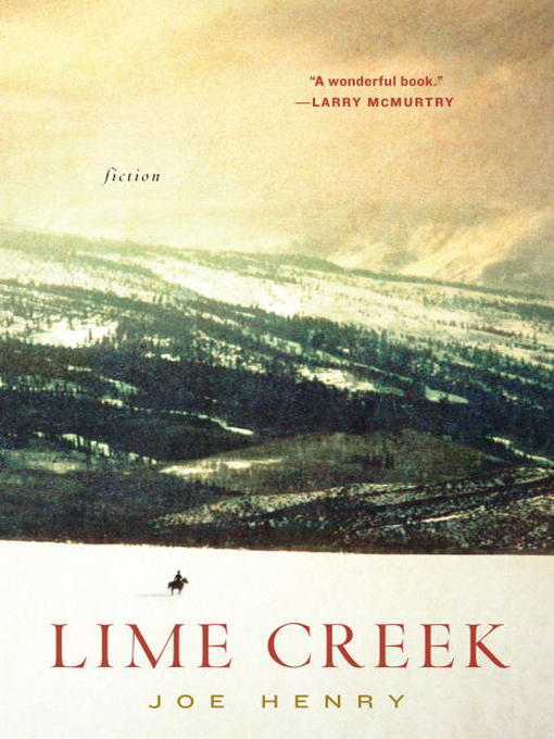 Title details for Lime Creek by Joe Henry - Available