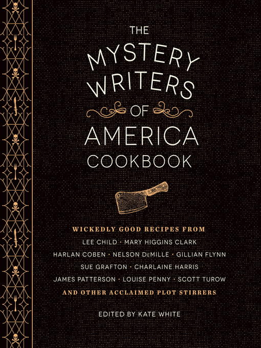 Title details for The Mystery Writers of America Cookbook by Kate White - Wait list