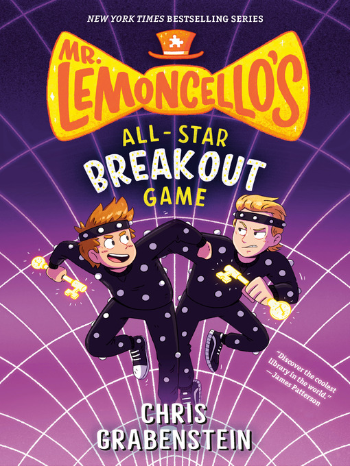 Title details for Mr. Lemoncello's All-Star Breakout Game by Chris Grabenstein - Available