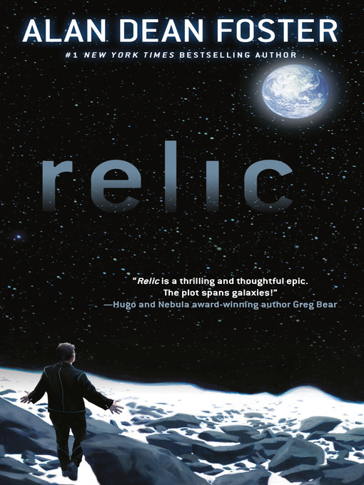 Title details for Relic by Alan Dean Foster - Available