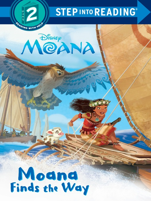 Title details for Moana Finds the Way by RH Disney - Available