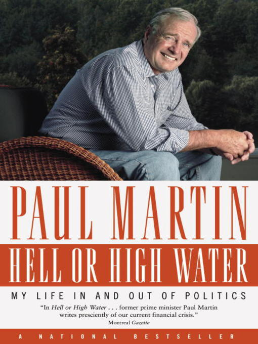 Cover of Hell or High Water