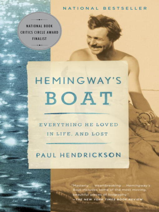 Title details for Hemingway's Boat by Paul Hendrickson - Available