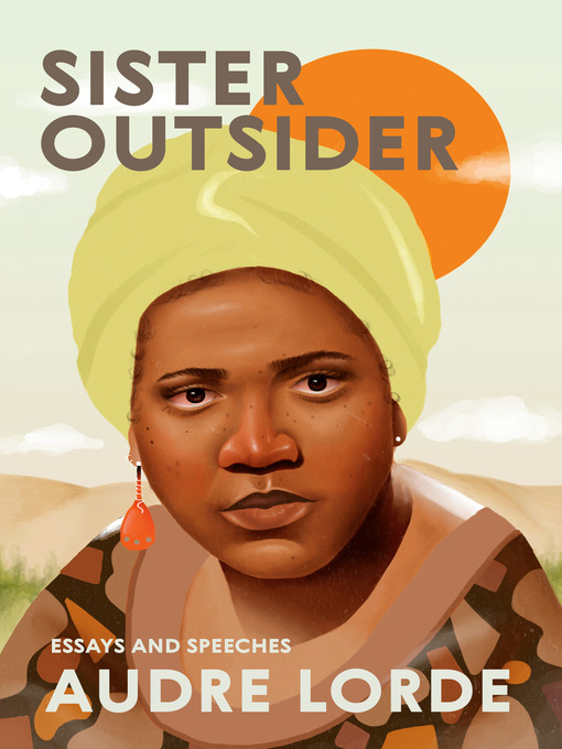 Title details for Sister Outsider by Audre Lorde - Available