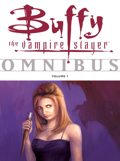 Cover image for Buffy Omnibus, Volume 1