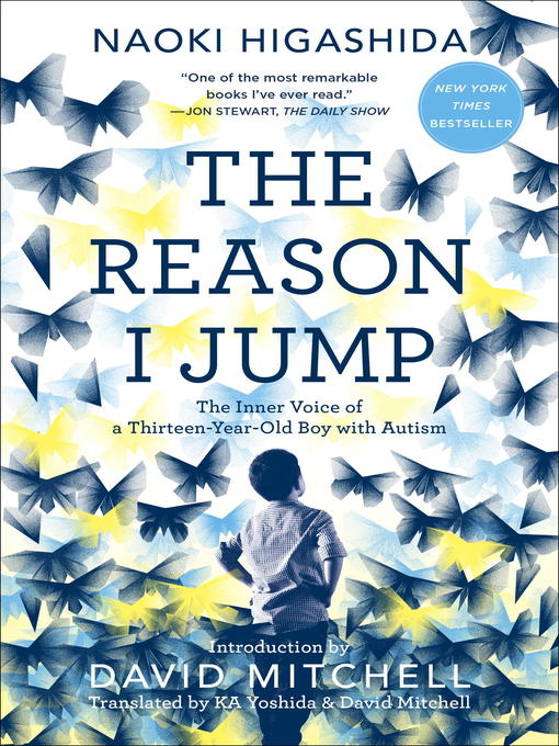 Title details for The Reason I Jump by Naoki Higashida - Wait list