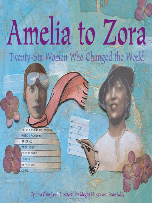 Title details for Amelia to Zora by Cynthia ChinLee - Available