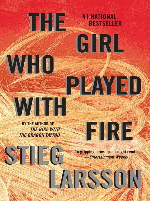 Title details for The Girl Who Played with Fire by Stieg Larsson - Available