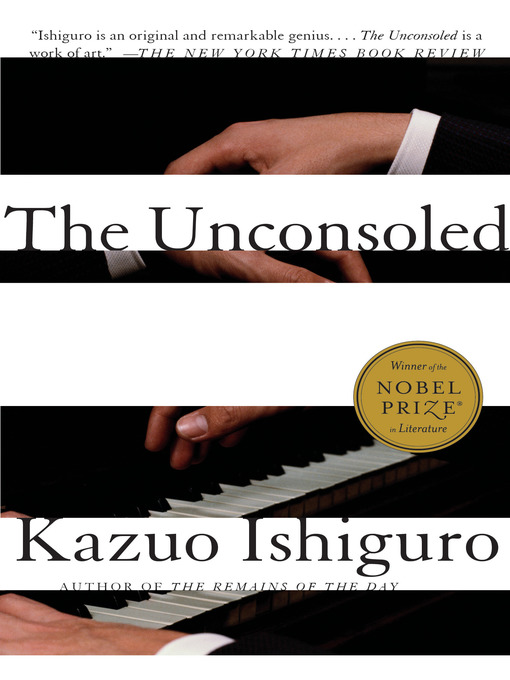 The Unconsoled の表紙